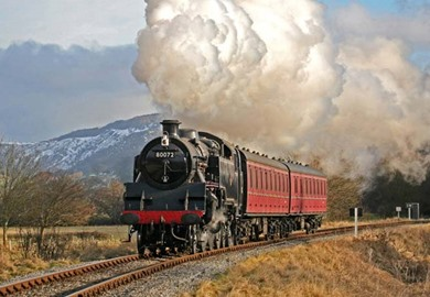 Railways of Wales - Llangollen Railway