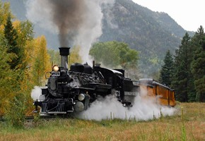The Durango & Silverton Railroad