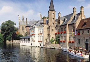 The Beauty of Bruges
