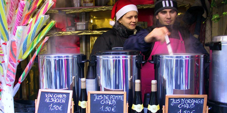 Liege Christmas Markets