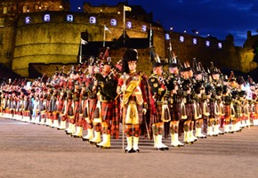 All about the Edinburgh Tattoo