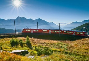 Europe's best mountain railways