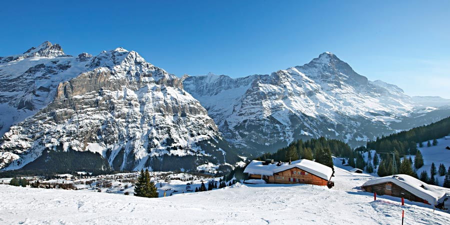Jungfrau express all inclusive in winter rail discoveries for Winter all inclusive vacations