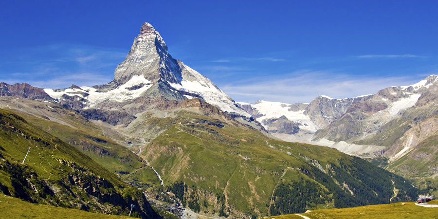 Zermatt and the Matterhorn