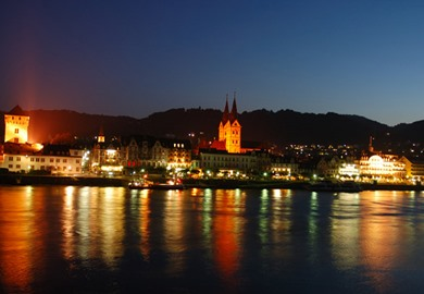 Christmas in the Rhine Valley