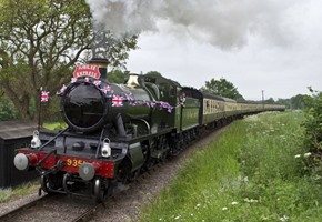 5 Sights on the West Somerset Railway