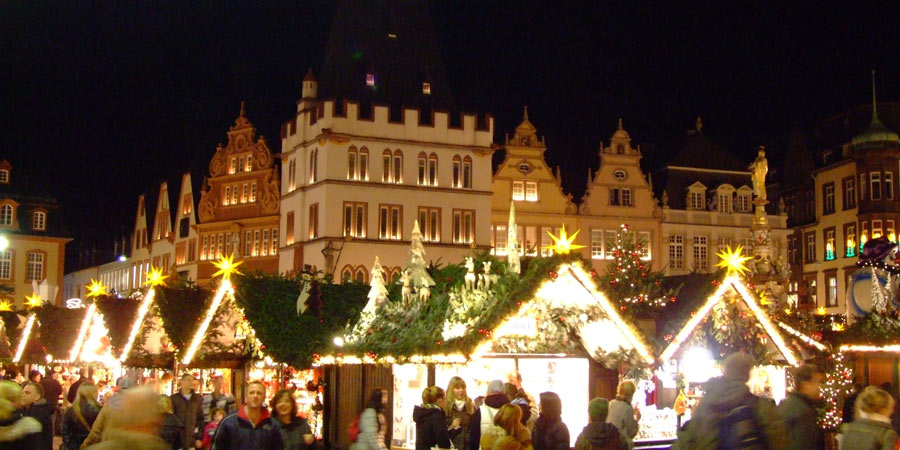 Christmas In Germany Tour