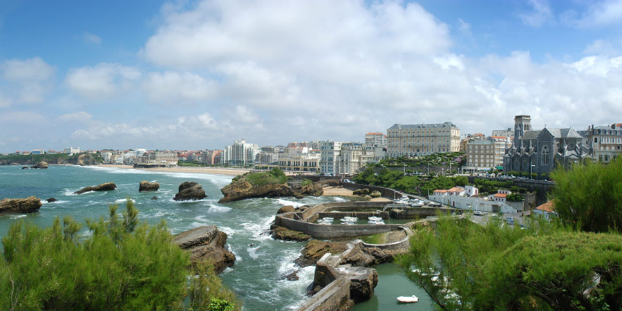 biarritz the atlantic tours rail discoveries. Black Bedroom Furniture Sets. Home Design Ideas