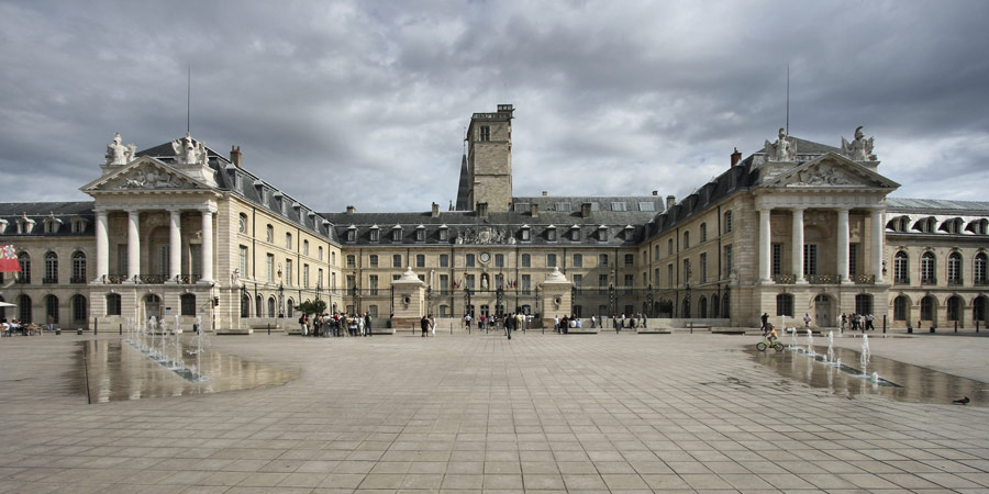 Dijon, Ducal Palace