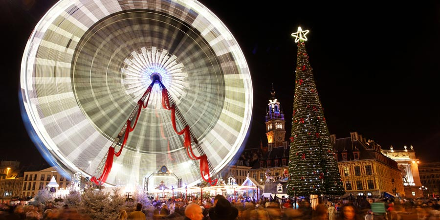 Lille's Christmas Market