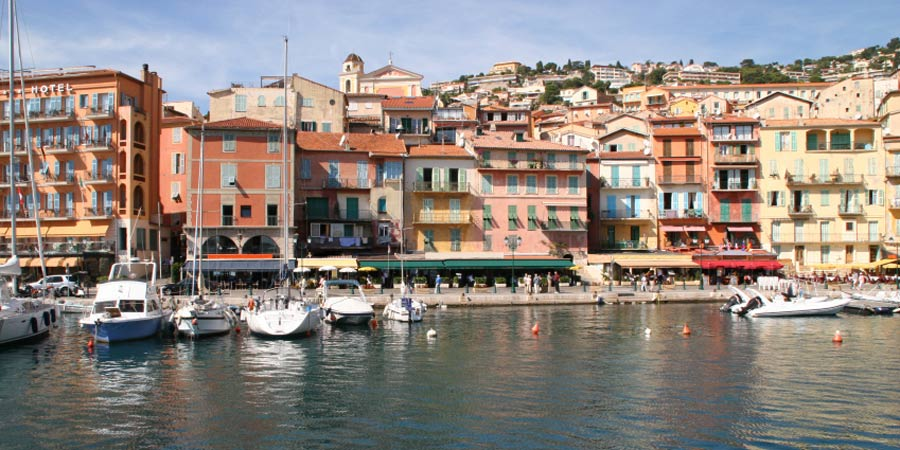 French riviera by train tour rail discoveries - Office du tourisme villefranche sur mer ...