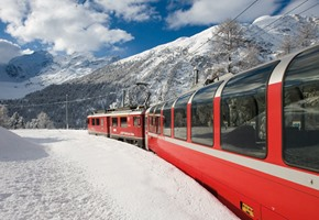 Top Five Tips for Rail Travel