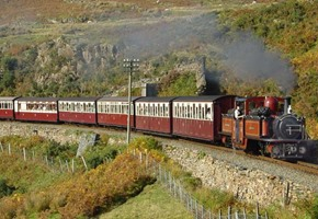 Ffestiniog Mountain Railway