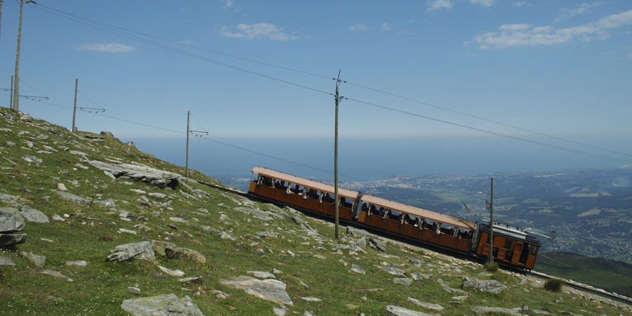 La Rhune Mountain Railway