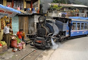 The Toy Train Shimla