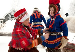 The history and traditions of the Sami people