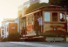 5 Places to visit on San Francisco's cable cars