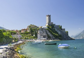 5 Beautiful walks around Lake Garda