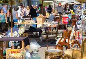 Sift through Europe's best flea markets