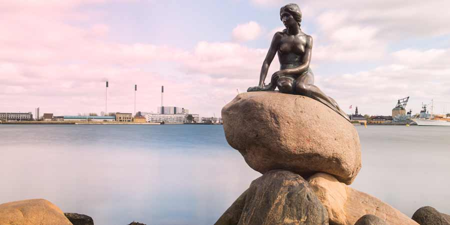 Little Mermaid Copenhagen