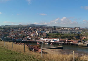 Whitby: a charming seaside town