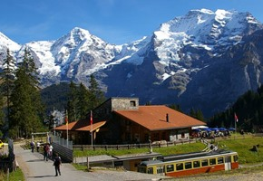Murren to Grutshalp Walk: A Tour Manager's Guide