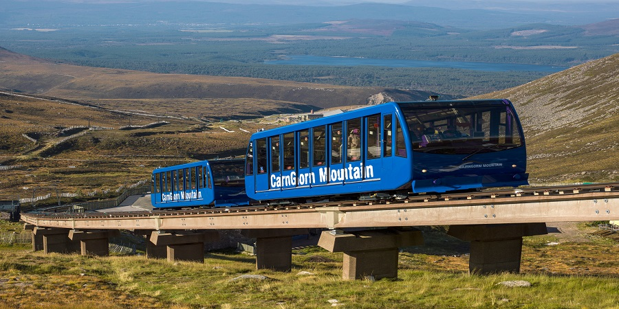 Cairngorm Mountain Railway