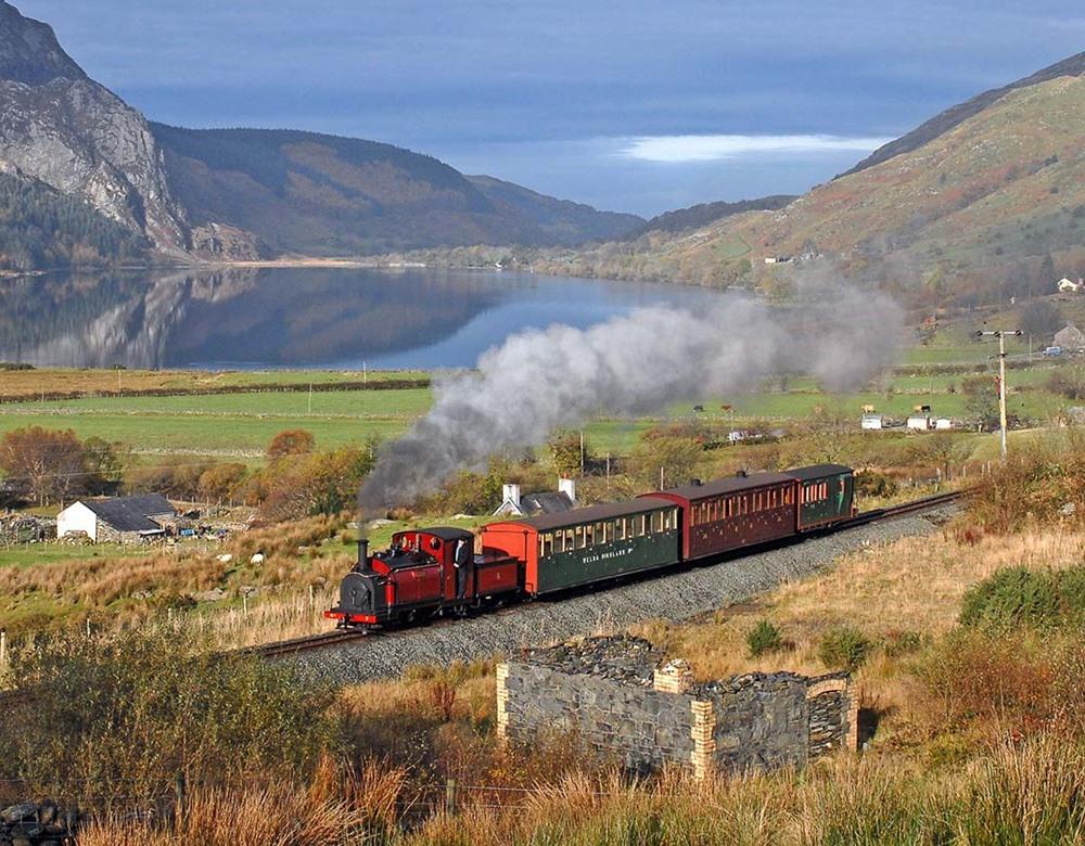 steam train wales