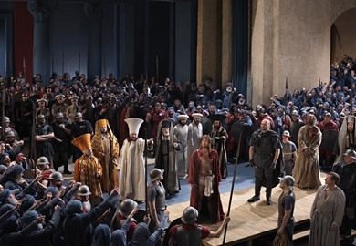 Jesus Before Pilate, Passion Play