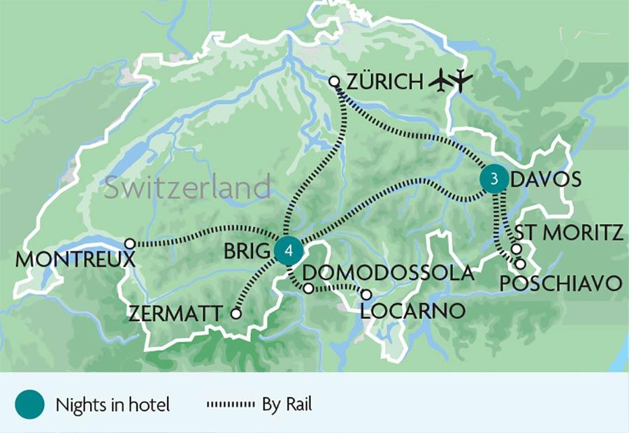 Hotel Stockalper | Rail Discoveries