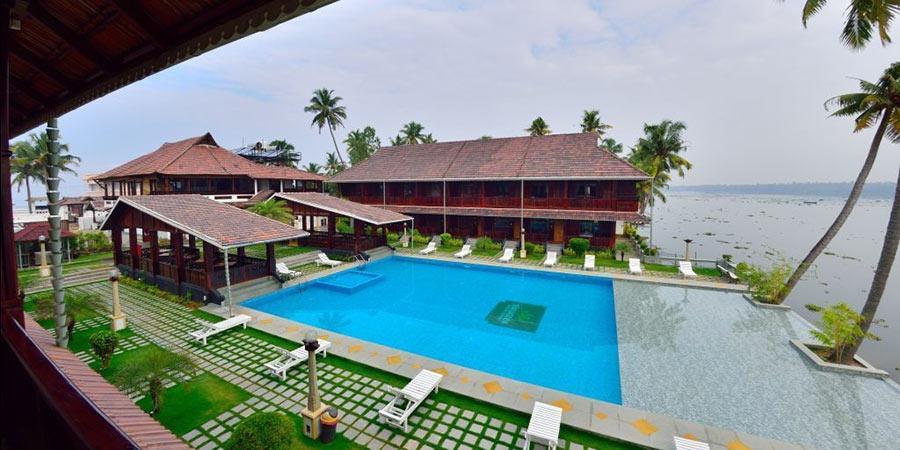 Cherai Beach Resort Price