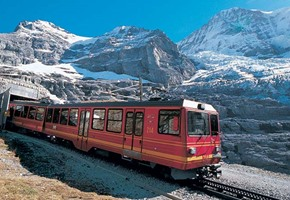 Jungfrau Express All Inclusive at Christmas
