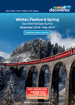 Winter & Spring Escorted Rail Holidays 2019