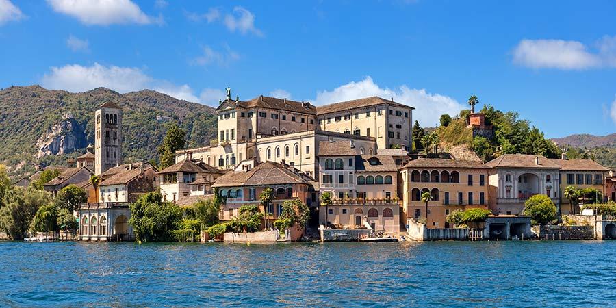 Isola San Giulio Hotel