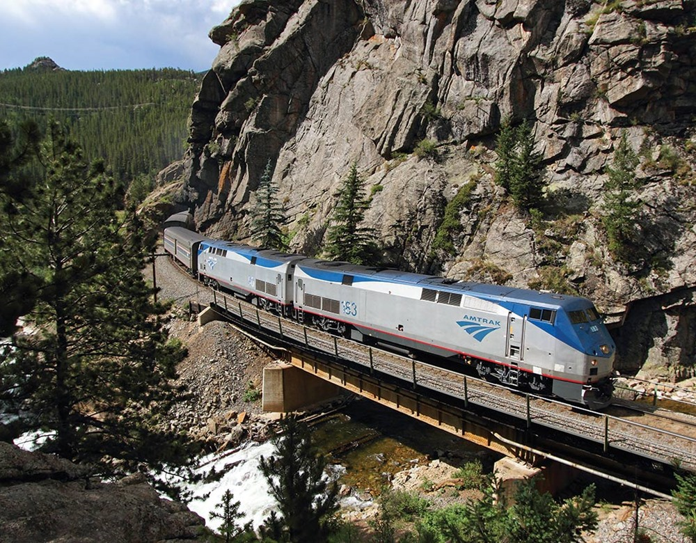 American Rail Adventure - California Zephyr