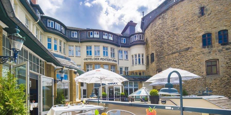 hotel der achtermann rail discoveries