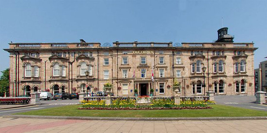 Harrogate Hotels Booking Com