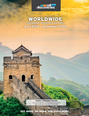 Worldwide Escorted Rail Holidays 2020