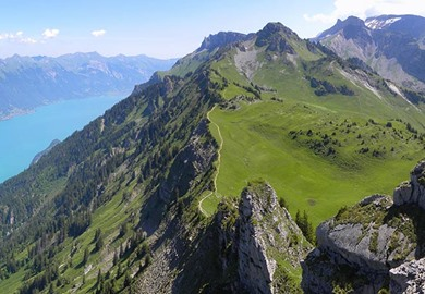 The Best of Switzerland's Lakes and Mountains