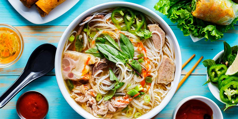 Pho Bo with Beef