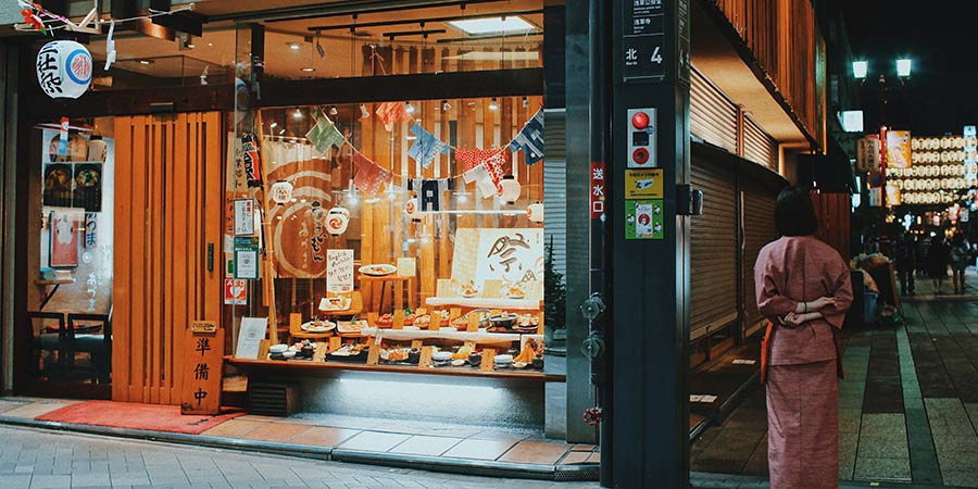 Window Display - Japan