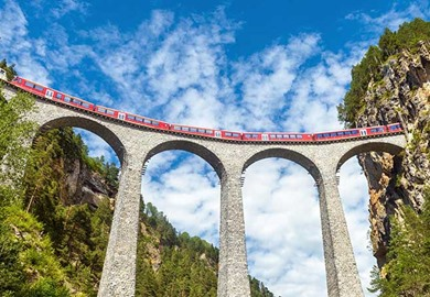 Glacier Express All Inclusive