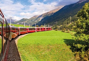 The Glacier Express