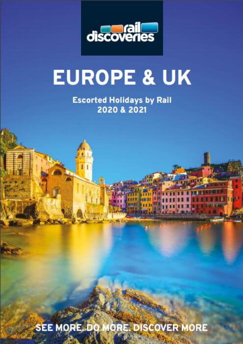 Europe & UK Escorted Holiday by Rail 2020 & 2021